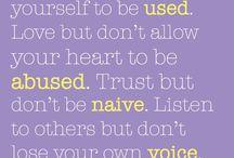 Quotes / by Amalia De Los Santos