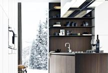 Kitchens / Cool kitchen designs