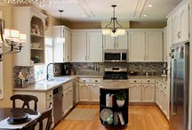 Kitchen ideas / by Lindsy Neely