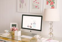Home Office / by Barb arelha