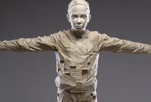 Escultura - Gehard Demetz