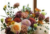【アレンジ定期便】 / Flower noteの季節のアレンジを定期的にお届します。