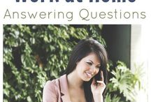 Work From Home Jobs / Information about work from home jobs.