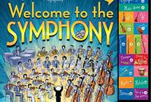 Musical Books / Books about music, musicians, orchestras, composers, and more.