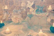 tavolo confettata