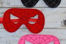 Homem aranha party
