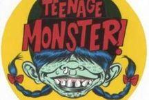 cover garage punk rock