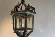 Antique Lanterns / Our Antique Lantern stock includes pairs and sets of lanterns, brass and copper lanterns and many others.