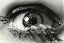 Drawing & painting/2 / by Carla Van Galen