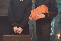 The Weasley Twins.