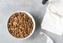 Almond milk step by step