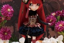 Dolls / I love dolls like Pullips or BJD <3