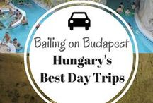 Budapest • day trips