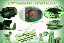 How to Bang Real Estate Scams