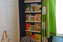O's New Room / Toddler boy room ideas