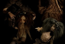Fantastic dolls / by Aarylin Forest