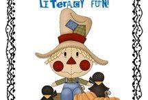 ~Classroom Scarecrow Unit