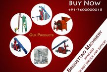 Briquetting Machinery for sell