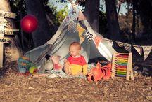 storybook themed photoshoot