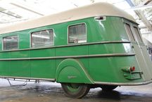 Classic RVs & Motorhomes / by Cyndie Crow-Brown