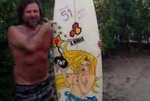 Surfing days...