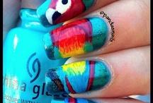 Nail Art / Interesting and fun nail designs