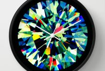 creative clocks.. tikk tikk