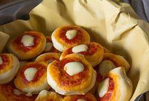Pane e pizze 5 minuti