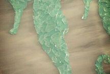 θαλασσινά γυαλακια