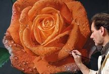 ARTS PAINTINGS✿Hyperrealism… & many more