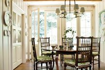 Dining/Breakfast Room / Family time mixed with good food
