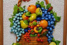 minyatür meyve