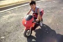 Küçük motorcular
