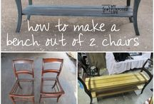 pallet upcycling / Things we would like to make