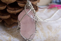 wire wrapping crystals and stones