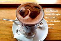 kahve ile keyif