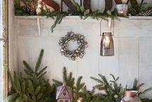 Χριστούγεννα σε στυλ country