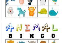 Školka bingo