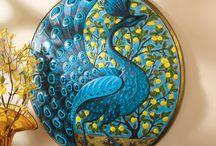 Peacocks galore!