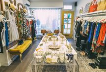That's So Darling, Darling. / Take a look inside our two level boutique Darling located in a Townhouse in the heart of the West Village, NYC.  Check out our 'Darling's Secret Garden, Darling board for pics of our beautiful private garden located in the back of our shop.