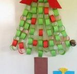 Christmas crafts for kids / This page has a lot of free Christmas,christmas tree,santa,reindeer crafts for kids