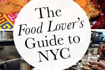 NYC Foodie Destinations