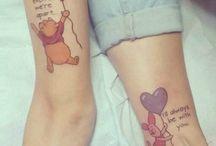 Disney tatoos