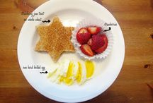 What do you feed a toddler? / by Dana Haines