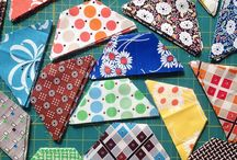 Quilts in process / This is for pieces of quilts not quite finished. / by Richard and Tanya Quilts