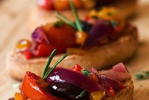 Appetizers / by Karlene Crema