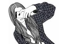 ~ Art - Drawings ~