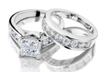Wedding & Engagement Rings  / Selection of Engagement Rings And Wedding Rings. / by Massimo Dau
