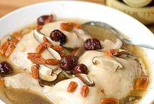soup herbal