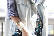 adornments / hats + scarves + watches + socks